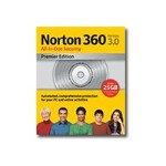 Norton 360 Premier Edition - (v. 3.0) - box pack - 3 PC in one household - CD - Win