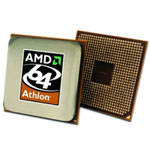 AMD Athlon 3500+ - 2.2 GHz - factory integrated