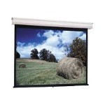 Advantage Manual With CSR - Projection screen - ceiling mountable - 106 in (10.6 in) - 16:9 - Matte White - white