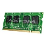 AX - DDR2 - 1 GB - SO-DIMM 200-pin - 533 MHz / PC2-4200 - unbuffered - non-ECC - for Compaq Mini 700, 701, 702, 705, 730, 731, 732, 733, 735; HP Mini 10XX, 11XX