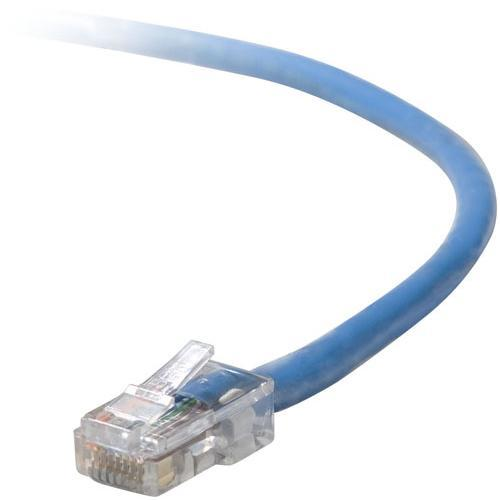 Belkin 7FT CAT6  Non-snagless RJ45 Patch Cable - Blue