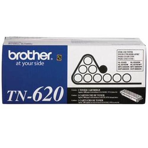 Brother TN620 Black Toner Cartridge