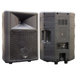 Pyle 500 Watt 12'' 2 Way Full Range Loud PA Speaker PPHP1259
