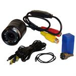 Pyle View Series PLCM22IR - CCTV camera - waterproof - color - 510 x 492 - 380 TVL - DC 12 V PLCM22IR