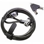 Kensington Twin Head Cable Lock from  - Security cable lock - 6 ft - for ThinkCentre M71X; M910; ThinkPad P51; P71; ThinkStation P320; V310; V410; V520-15