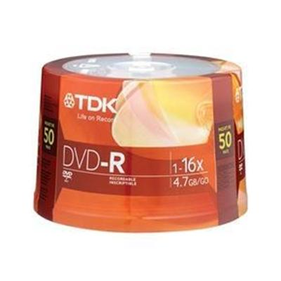Imation DVD-R 4.7GB 16x 50-Pack (48518)