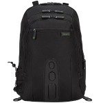 "15.6"" Spruce EcoSmart Checkpoint-Friendly Backpack - Black"