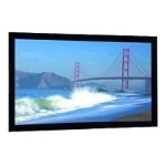 Cinema Contour with Pro-Trim finish - Projection screen - 133 in ( 338 cm ) - 16:9 - Da-Mat