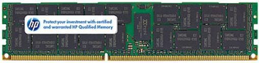 HP 2GB (1x2GB) Dual Rank x8 PC3-10600 (DDR3-1333) Registered CAS-9 Memory Kit