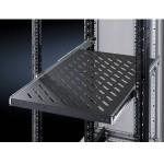 "Tool-Less Shelf - Rack shelf - cool black - 19"""