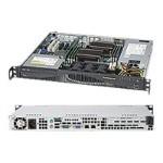 Supermicro SuperServer 6016T-MR - Server - rack-mountable - 1U - 2-way - RAM 0 MB - no HDD - DVD - MGA G200e - GigE - monitor: none