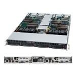 Supermicro SuperServer 6016TT-TF - 2 nodes - cluster - rack-mountable - 1U - 2-way - RAM 0 MB - no HDD - MGA G200e - GigE, InfiniBand - monitor: none