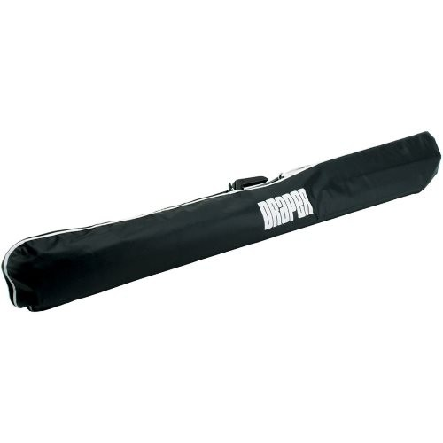"Draper, INC. Zippered Carry Case - for Draper Consul 70x70"" Projection Screen - Black"