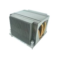 Super Micro Supermicro SNK-P0038P - Processor heatsink - (for: LGA1366) - 2U SNK-P0038P