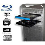 Internal 8X Blu-Ray and DVD±R/RW ATAPI SuperDrive for Mac Pro and Power Mac G5/G4