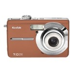 Kodak EASYSHARE M753 - Digital camera - compact - 7.0 MP - 3 x optical zoom - copper 8881013