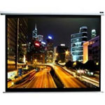 Spectrum Series Electric128X - Projection screen - 128 in ( 325 cm ) - 16:10 - MaxWhite - black