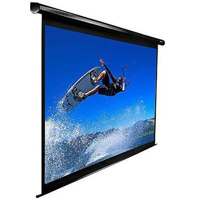 Elite Screens MaxWhite VMAX2 Plus2 Series ezElectric / Motorized Screen - 135