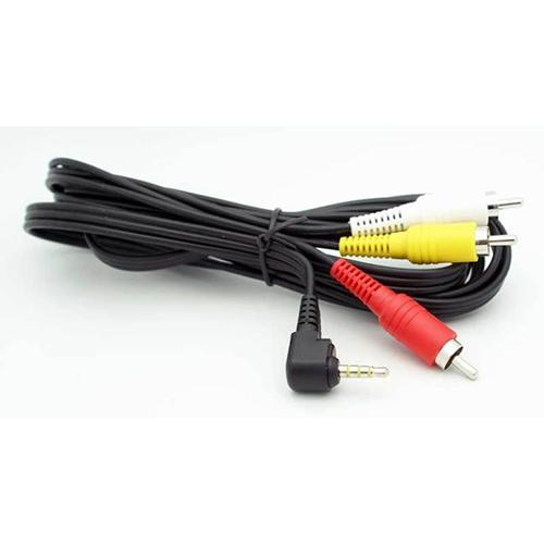 Steren Electronics video / audio cable - 6 ft