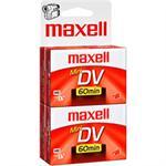 Mini DV DVM 60SE - Mini DV tape - 4 x 60min