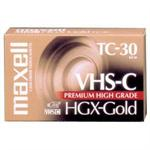 HGX-Gold TC-30 - VHS-C tape - 1 x 30min