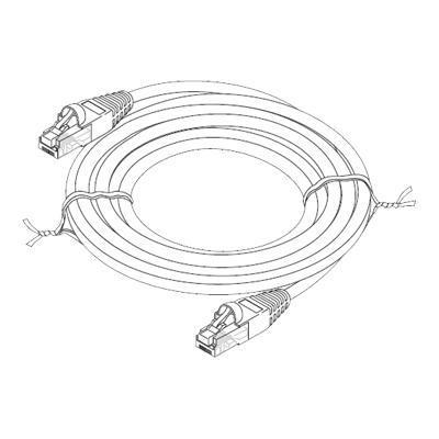 Steren Electronicspatch cable - 7 ft - white(308-607WH)