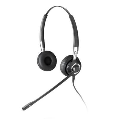 Jabra Corporation BIZ 2400 Duo USB OC - headset (2499-823-105)