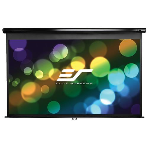 "Elite Screens 120"" Manual Projector Screen"