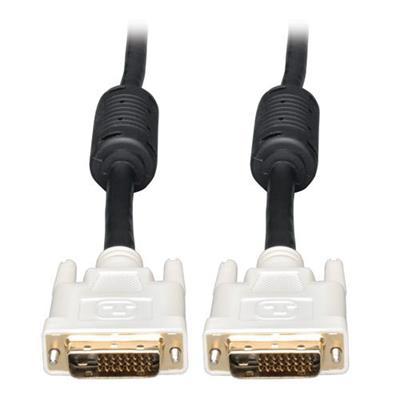 TrippLite15-ft. DVI Dual Link TMDS Cable - DVI-D, M/M(P560-015)