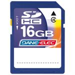 16GB High Speed Secure Digital (SD) Card