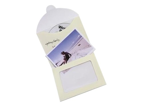 Allsop Photo CD Gift Envelopes - CD envelope