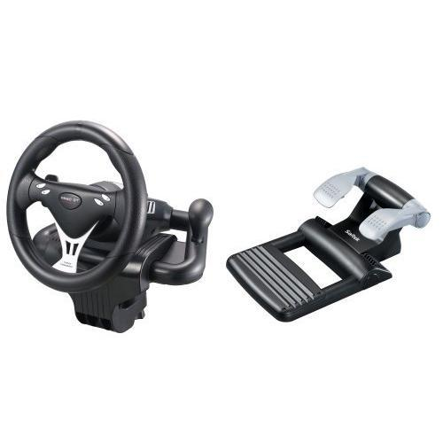 Saitek R660GT Force Feedback Wheel