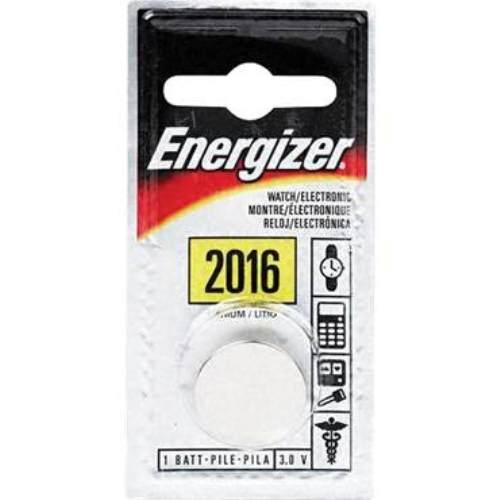 Energizer ECR 2016 - battery - CR2016 - Li