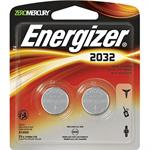"Energizer Energizer 2-Pack Remote Keyless Entry Lithium Batteries - automotive, garage door openers, etc - <font color=""red"">Limit of 5 per customer</font> 2032BP-2"