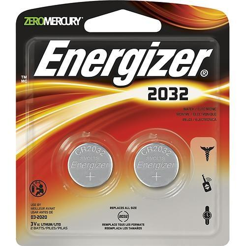"Energizer Energizer 2-Pack Remote Keyless Entry Lithium Batteries - automotive, garage door openers, etc - <font color=""red"">Limit of 5 per customer</font>"