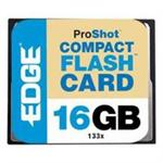 Edge Memory 16 GB ProShot Flash Memory Card -  CompactFlash PE222031