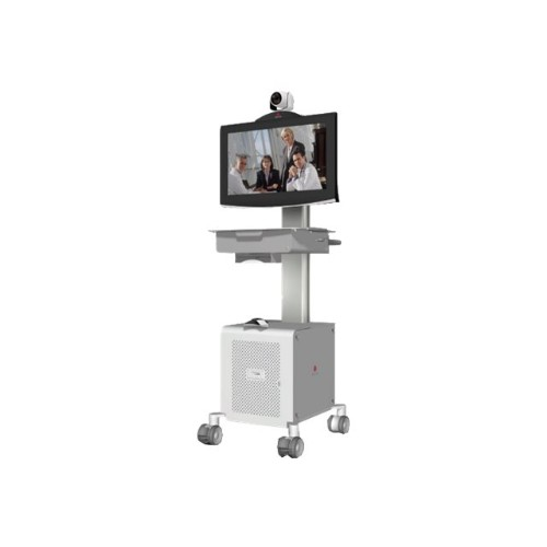 Polycom PRACTITIONER HDX 1080P-TELEHEALTH CART