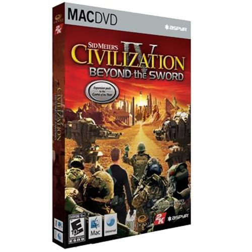 Aspyr Media Sid Meier's Civilization IV: Beyond the Sword