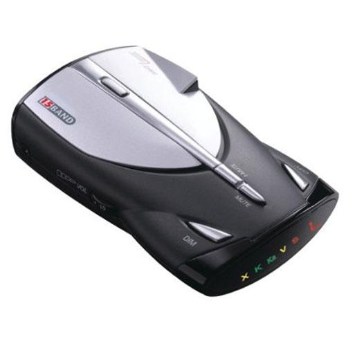 Cobra Electronics 14 Band High-Performance Digital Radar/Laser Detector With Xtreme Range Superheterodyne Technology