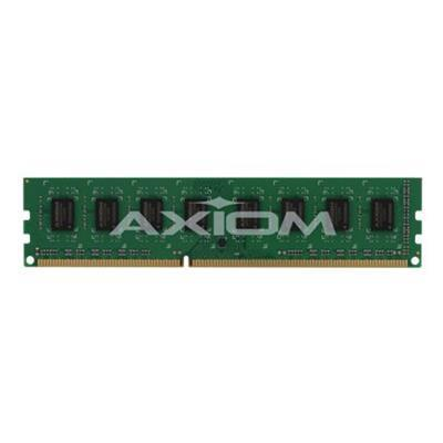 Axiom Memory memory - 6 GB : 3 x 2 GB - DIMM 240-pin - DDR3 (AX23591683/3)