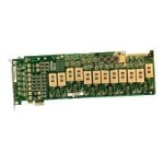 D 120JCTLSEWEU - Voice interface card - PCIe - analog ports: 12