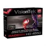 Radeon 4550 SFF DMS59 - Graphics card - Radeon HD 4550 - 512 MB GDDR3 - PCIe 2.0 x16 - 2 x DVI, HDTV-out