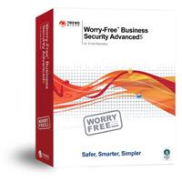 Trend Micro Worry-Free Business Security Advanced - CLP - 51-250 user - 1 year CMNN0103