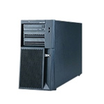 "System x3400 M2 7837 - Server - tower - 5U - 2-way - 1 x Xeon E5502 / 1.86 GHz - RAM 2 GB - SAS - hot-swap 2.5"" - no HDD - DVD - MGA G200e - GigE - monitor: none - Windows Server 2008 R2 Certified"