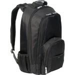 "17"" Groove Backpack - Black"