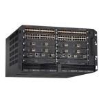 FastIron SuperX SX800-DC - Switch - L3 - 4 x XFP - rack-mountable