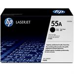 HP Inc. LaserJet CE255A Black Print Cartridge CE255A