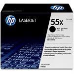 LaserJet CE255X Black Print Cartridge