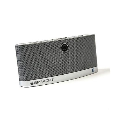 SprachtThe BluNote is a portable wireless speaker system, which streams music wirelessly from any A2DP Bluetooth device with 3D Stereo Widening ...
