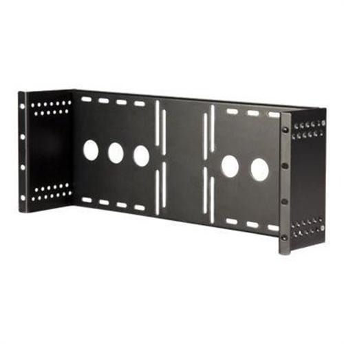 StarTech Universal VESA LCD Monitor Mounting Bracket for 19in Rack or Cabinet - bracket